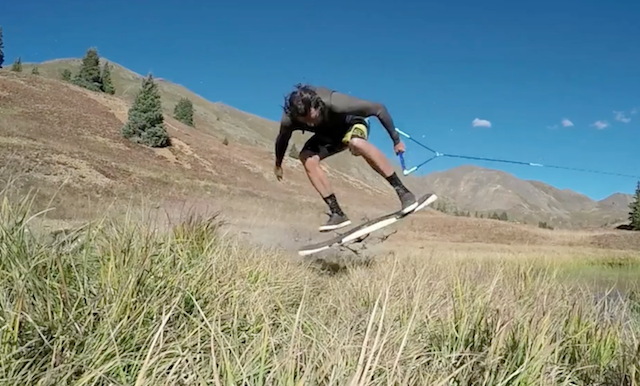 Du wake outdoor dans le colorado