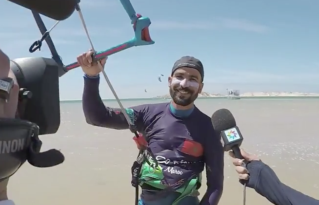 VKWC 2015 - Freestyle Qualifiers - Highlights Day 3 - Dakhla