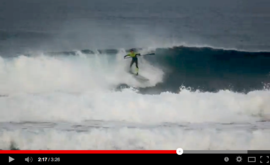 Stand up en short board