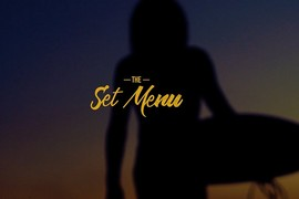 The Set Menu