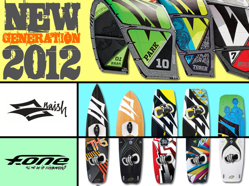 NAISH et FONE 2012 on line !