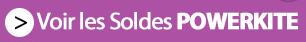 Opérations du moment >> Soldes >> Powerkite & longskate