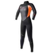 COMBINAISON NP SPARK 5/4/3 BLACK/ORANGE