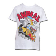 T-SHIRT ANIMAL ENFANT HAVOK BLANC