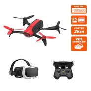 DRONE PARROT PACK BEBOP 2 + LUNETTES FPV + SKYCONTROLLER 2