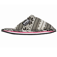 PANTOUFLES COOL SHOE HOME FEMME GRIS NORDIQUE