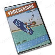 DVD KITEBOARDING PROGRESSION ADVANCED