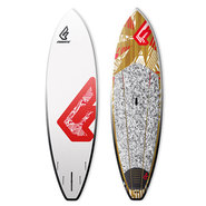 STAND UP PADDLE FANATIC PRO WAVE WOOD