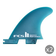 DERIVES FCS II PERFORMER NEO GLASS MEDIUM SET DE 2