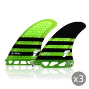 DERIVES FUTURES FINS SUP COLIN HONEYCOMB SET DE 3