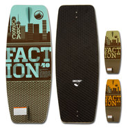 WAKESKATE LIQUID FORCE FACTION 2013