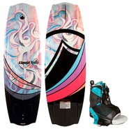 PACK WAKEBOARD LIQUID FORCE ANGEL + TRANSIT 2014