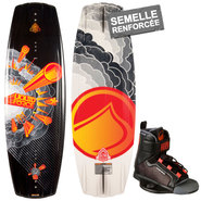 PACK ENFANT WAKEBOARD LIQUID FORCE FURY GRIND 2014