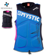 GILET MYSTIC TRANSFORM WAKEBOARD VEST ZIP NICK DAVIES