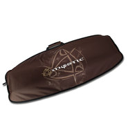 HOUSSE MYSTIC VENOM KITE/WAKE SINGLE MARRON
