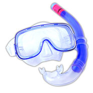 MASQUE ET TUBA OCEAN AND EARTH FREE DIVE MASK