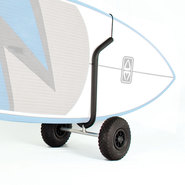 CHARIOT OCEAN AND EARTH SUP LONGBOARD TROLLEY