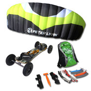 PACK PETER LYNN HORNET + MOUNTAINBOARD KHEO CORE