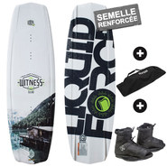 PACK WAKEBOARD LIQUID FORCE WITNESS GRIND + RONIX DIVIDE 2016