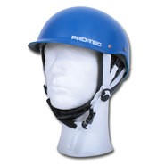 CASQUE PROTEC TWO FACE SATIN BLEU