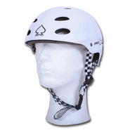 CASQUE PROTEC ACE WATER GLOSS BLANC