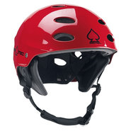 CASQUE PROTEC ACE WAKE ROUGE GLOSS
