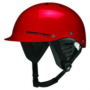 CASQUE PROTEC TWO FACE ROUGE GLOSS