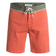 SHORT QUIKSILVER STREET TRUNK YOKE ROUGE