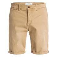 SHORT QUIKSILVER KRANDY CHINO BEIGE 1