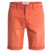 SHORT QUIKSILVER KRANDY CHINO ROUGE