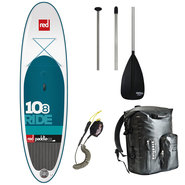 PACK SUP GONFLABLE RED PADDLE RIDE 10.8 WINDSURF 2015