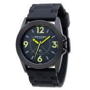 MONTRE RIP CURL RADAR SURF WATCH NOIRE/JAUNE