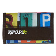 PORTEFEUILLE RIP CURL LETTER PHOTO