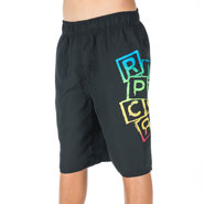 BOARDSHORT RIP CURL CORPO HIT JUNIOR NOIR
