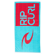 SERVIETTE RIP CURL RIP CORE ROUGE