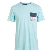 T-SHIRT RIP CURL CRUISE POCKET TEE