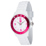 MONTRE ROXY JAM 2 BLANC/ROSE