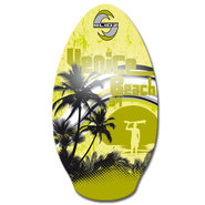 SKIM SLIDZ WOOD BEACH VENICE 37 JAUNE