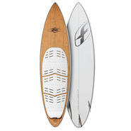 SURF F-ONE 5.11 BAMBOO DECK BOARD 2013