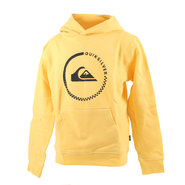 SWEAT QUIKSILVER EVERYDAY ACTIVE CHECK ENFANT JAUNE