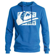 SWEAT QUIKSILVER EVERYDAY MW SPRAY BLEU