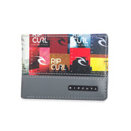 PORTEFEUILLE RIP CURL MONTAGE PU WALLET