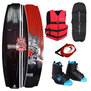 PACK WAKEBOARD LIQUID FORCE ICON