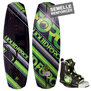 PACK WAKEBOARD LIQUID FORCE OMEGA GRIND + INDEX 2014
