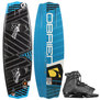 PACK WAKEBOARD O BRIEN VALHALLA + ACCESS 2014