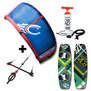 PACK CABRINHA VECTOR 12M + NORTH X-RIDE 2012
