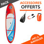 SUP BIC ACE TEC PERFORMER RED