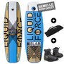 PACK WAKEBOARD LIQUID FORCE SLAB + RONIX DIVIDE 2016
