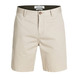 SHORT QUIKSILVER EVERYDAY CHINO TAUPE