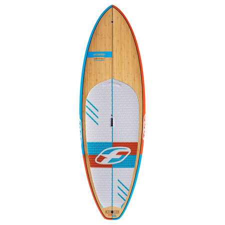 SUP F-ONE MADEIRO BAMBOO DECK 2016